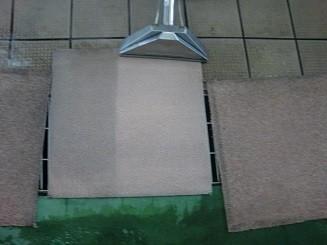 カーペット清掃(ウェット工法)